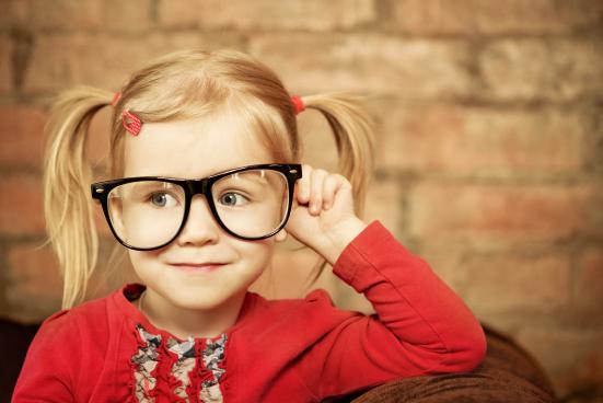 menina-oculos, escolher-filho