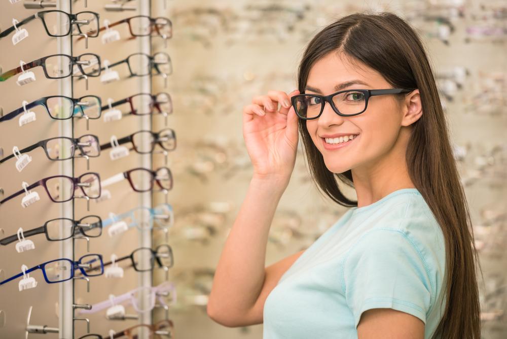 acerte os óculos