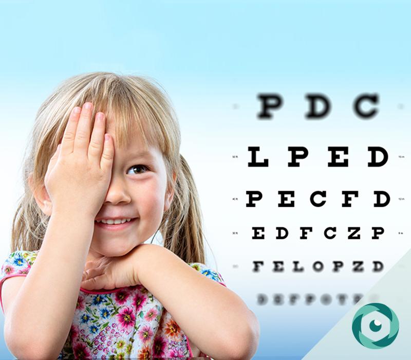 astigmatismo em crianças